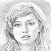 ペンシルスケッチ – Pencil Sketch