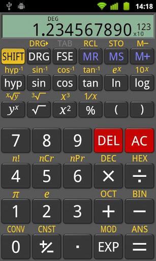 RealCalcScientificCalculator