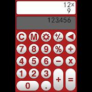 カラフル電卓
