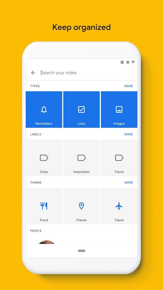 GoogleKeep–メモとリスト