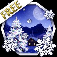 Winter Snow Xmas LWP Free