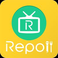 テレビで取材された飲食店が満載 Repo!/レポ