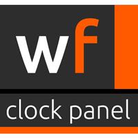 WooDFox Clock Panel Lite