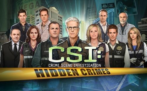 CSI:HiddenCrimes