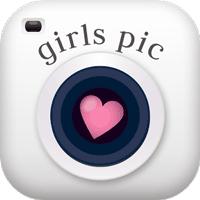 オシャレな写真加工が1000点以上 girls pic