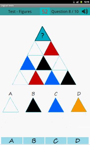 論理テスト–知能指数