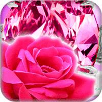 ピンクライブ壁紙