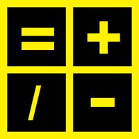 ウィジェット電卓PROカラフル calculator