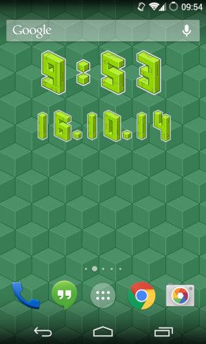 PixelArtClock