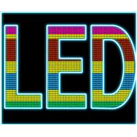 電光掲示板-電子表示