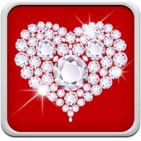 ダイヤモンドハートライブ壁紙