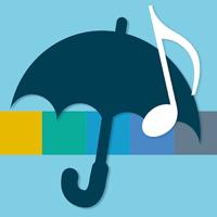雨予報通知アプリ/ametto
