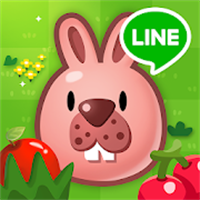 LINE ポコポコ – うさぎのポコタとクローバーやチェリーを集めろ!ダンジョンでも遊べる無料パズル