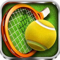 フリックテニス3D–Tennis