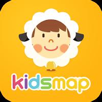 キッズマップ – 子供と親の居場所が分かる位置情報共有アプリ