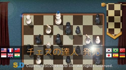 チェスの達人