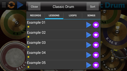 ClassicDrum–ドラムを演奏する一番の方法!