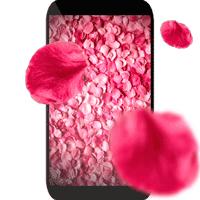 3D 花びらライブ壁紙