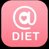 ダイエット女子が痩せた魔法のアプリ@DIET