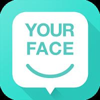 Facecon フェイスコン(ライン,ツイッター,スタンプ)