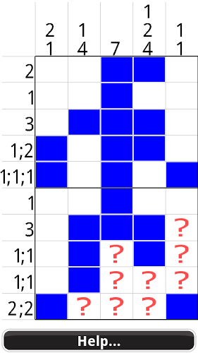GraphiLogicお絵かきパズル