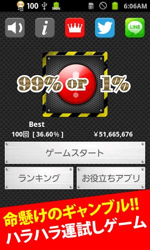 99%or1%
