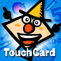ミスターシェイプ/Mr.shapeのタッチカード 親子アプリ