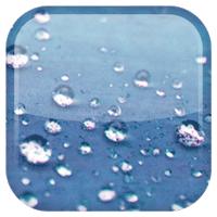 雨滴ライブ壁紙
