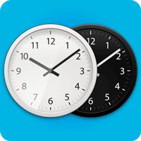 時計ウィジェット アナログ&デジタル 〜 Me Clock