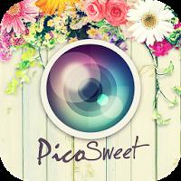 PicoSweet – 1タップでかわいいデコ かわいい写真加工 ピコスイート