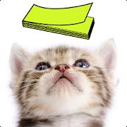 猫メモ帳・無料