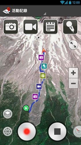 ランブラー(登山観光旅行地図ブログソーシャル)