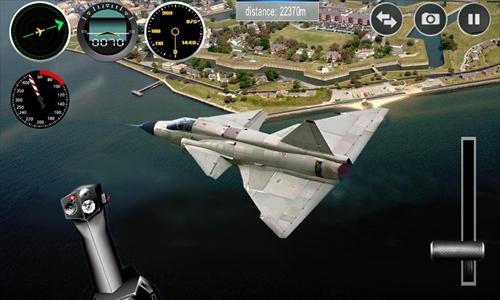 航空機シミュレータ–PlaneSimulator3D