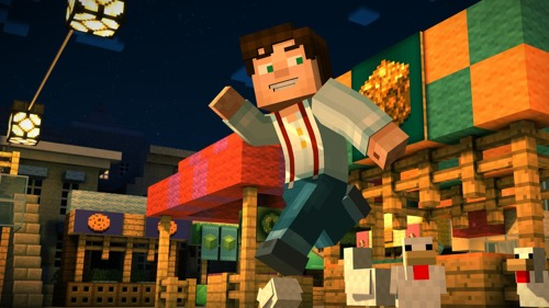Minecraft:StoryMode