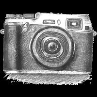 素晴らしいスケッチカメラ