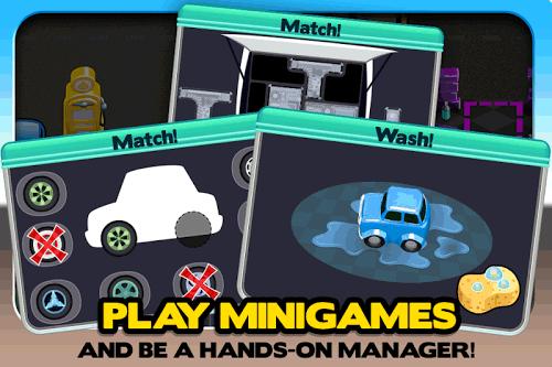 TinyAutoShop–CarWashGame
