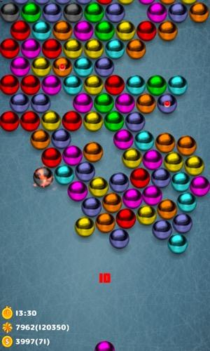 マグネットボール・パズル・ゲーム