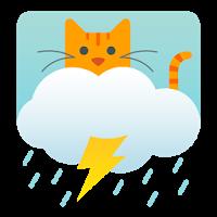 Weather Whiskers App & Widget