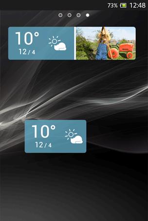 WeatherWhiskersApp&Widget