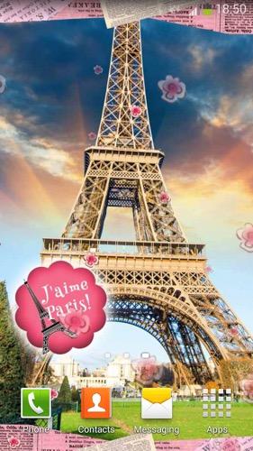パリライブ壁紙かわいい写真