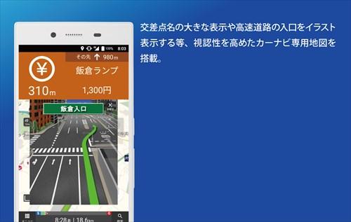 【カーナビ】ドコモドライブネット