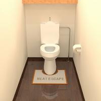 脱出ゲーム トイレからの脱出