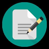 シンプルメモ帳 notepad