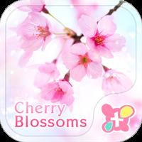 春壁紙-桜ひとひら-
