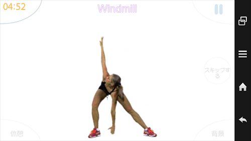 女性のワークアウトとセクシーな筋肉運動筋肉フィットネス健康