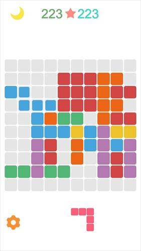 ブロックパズルマニア