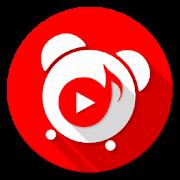 好きな曲を目覚ましに(YouTube)-アラームチューブ無料