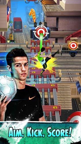 CristianoRonaldo:Kick'n'Run