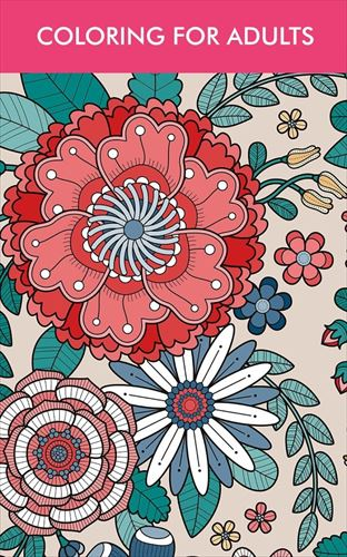 ColorTherapy:FlowerPatterns