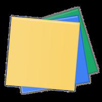 メモ帳 (ノート 常駐付箋 Sticky Notes)